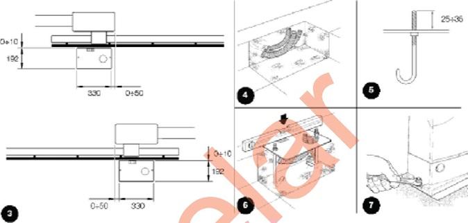 4. Залить бетон и, прежде,